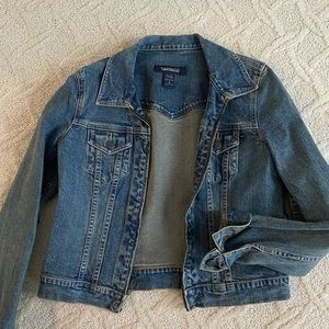 Abercrombie and Fitch Size S Jean Jacket